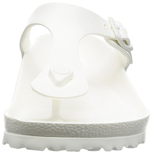 Birkenstock GIZEH          EVA - Sandalias Unisex adulto White