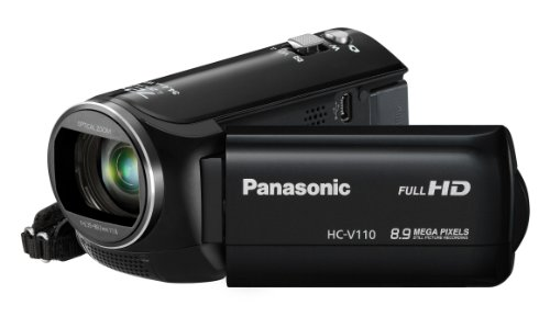 Panasonic HC V110 Camcorder Discontinued Manufacturer