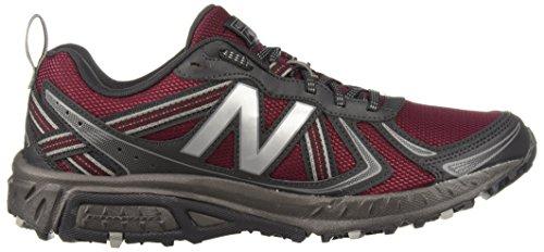 New Balance Men's MT410v5 Cushioning Trail Running Shoe, Oxblood, 7.5 D US by New Balance (Image #6)