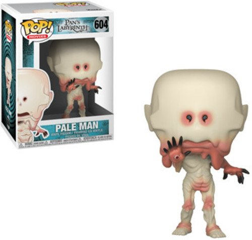 Pop Pans Labyrinth Pale Man Vinyl Figure