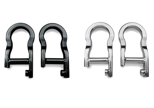 tow hooks for chevy silverado - 2