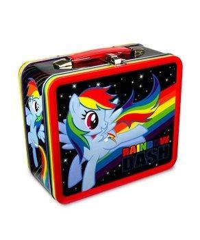 My Little Pony Rainbow Dash Tin Lunch Box