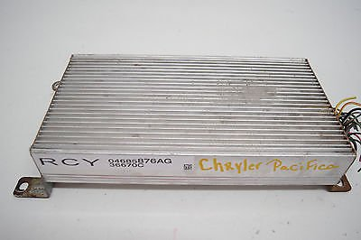 04-05-chrysler-pacifica-audio-amp-amplifier-04685876ag