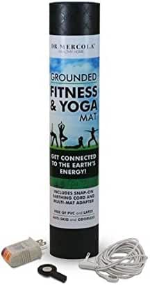 Dr. Mercola Grounded Fitness and Yoga Mat