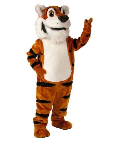 [ALINCO T. Toby Tiger Mascot Costume] (Alinco Costumes)