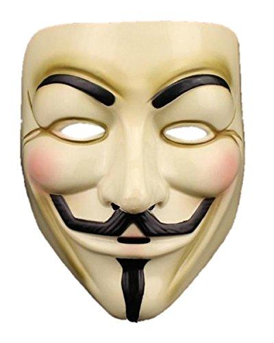 V For Vendetta Mask Rubies 4418