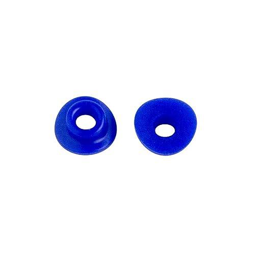Amazon Com Tusk Rubber Valve Support Seal Blue Automotive