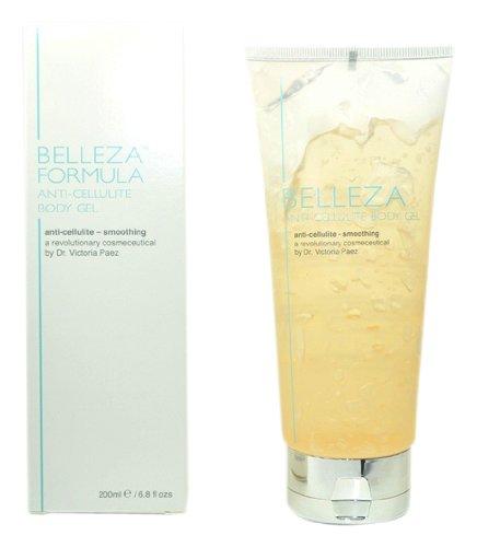 Belleza Formula Anti-Cellulite Body Gel - 200 ml Belleza Formula Ltd BELLEZA-550045