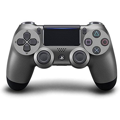 Sony DualShock 4 Controller (Silver) - 4