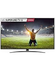 "LG SM86 Series 55"" 4K Super UHD ThinkQ AI Smart LED TV"