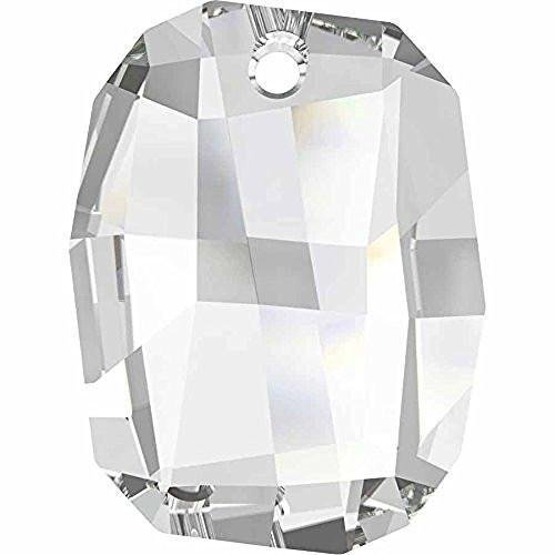 6685 Swarovski Pendant Graphic | Crystal | 28mm - Pack of 1 | Small & Wholesale ()