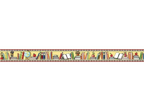 Teacher Created Resources We Love Books St Border Trim from Mary Engelbreit, Multi Color (4603) Love Books Bulletin Board