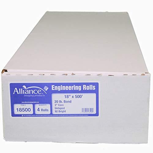 Alliance Paper Rolls, Bond Engineering, 18