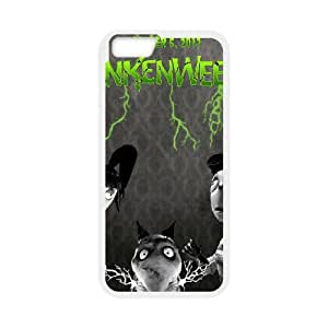 Frankenweenie iPhone 6 Plus 5.5 Inch Cell Phone Case White ptz bron