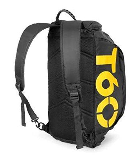 Limit Gym Bag Travel, tragbar Umhängetaschen Sporttasche Stecker Schultertasche Casual Diagonal Fußball Basketball Trainings Paket rot