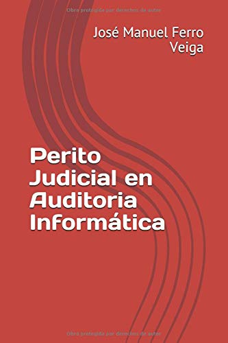Perito Judicial en Auditoria Informática  [Ferro Veiga, José Manuel] (Tapa Blanda)