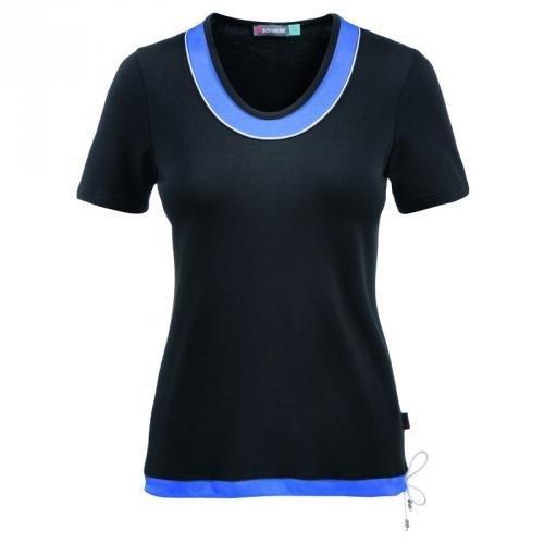 Schneider Sportswear smythr Lucy Negro Schwarz/Ultramarine Talla:38 [DE 36] Negro - Schwarz/Ultramarine