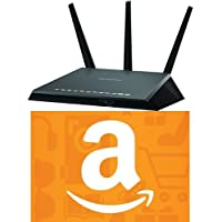 NETGEAR Nighthawk AC1900 Dual Band Wi-Fi Gigabit Router & $25 Amazon.com Gift Card