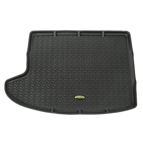 Outland 391298827 Black Front, Rear and Cargo Floor Liner Kit For Select Jeep Compass and Patriot Models