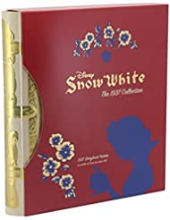 BESAME COSMETICS LIMITED EDITION DISNEY SNOW WHITE 1937 ANNIVERSARY STORYBOOK PALETTE