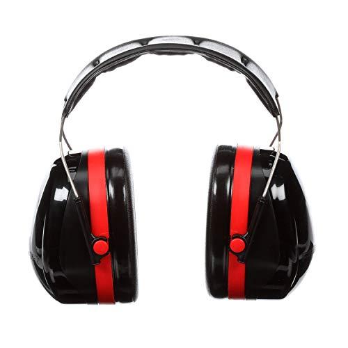 3M Peltor Optime 105 Over-the-Head Earmuff (H10A)