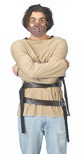 55773 Straight Jacket W Mask