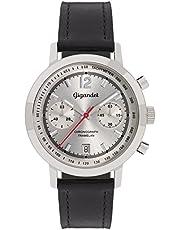 Gigandet Tramelan Herren Quarz Armbanduhr Chronograph Analog Datum G10 Verschiedene Varianten