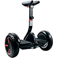 SEGWAY miniPRO Smart Self Balancing Scooter 2018 Edition with Mobile App Control 12+ mile range and 260 Watt Hours (Black)
