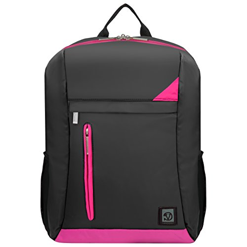 vangoddy-metallic-grey-with-magenta-pink-trim-laptop-backpack-for-toshiba-satellite-tecra-portege-ch