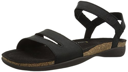 Pictures of KEEN Women's ANA Cortez Sandal-W Black 10.5 M US 1018294 1