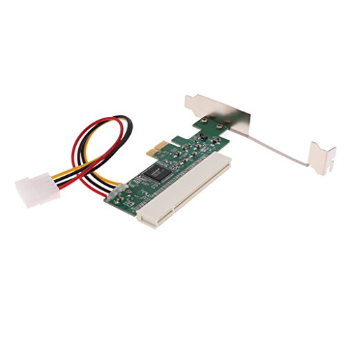 MagiDeal PCIE PCI-Express PCI-E X1 X 4 X8 X 16 To PCI Bus Riser Card Adapter Converter by Unknown (Image #5)