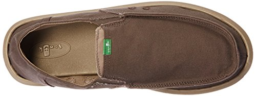 para 29418012 Brindle tela hombre Sanuk Pocket de Natural Pick Mocasines XPqx48E8Yw