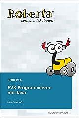 Roberta - EV3 Programmieren mit Java Paperback