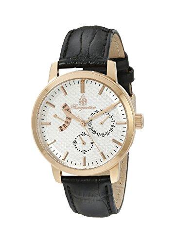 Burgmeister Women's BM218-312 Analog Display Quartz Black Watch