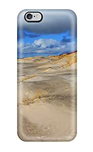 Durable Case For The Iphone 6 Plus- Eco-friendly Retail Packaging(stormy Beach)