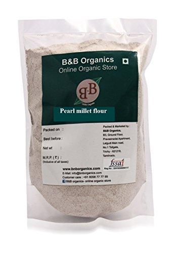 B&B Organics Pearl Millet Flour 5 kg by B&B Organics (Image #4)