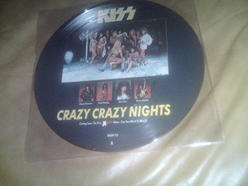 KISS CRAZY CRAZY NIGHTS 12