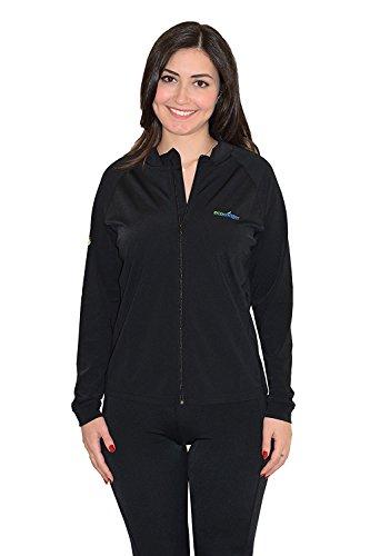 EcoStinger Women Beach Jacket Light Sports Wear UV Protec...
