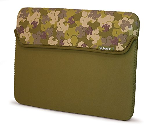 Mobile Edge Sumo 13'' Camo Laptop Sleeve, Computer case in (Mobile Edge 13 Camo)
