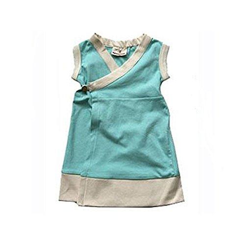 - Speesees Organic Kimono Dress in Robin's Egg (2 years)