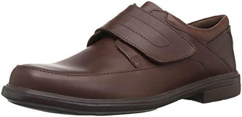(Hush Puppies Men's Peri Hopper Slip-On Loafer, Dark Brown, 11.5 M US )