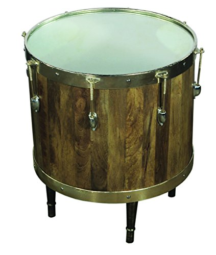 (Pulaski  Bass Drum Accent Side Table)