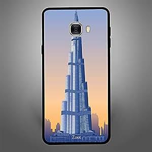 Samsung Galaxy C7 Burj Khalifa