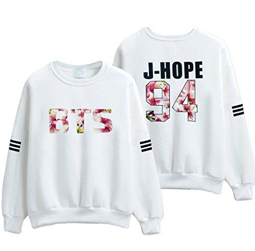 KPOP BTS Sweater Monster JIN SUGA JIMIN V Hoodie Unisex Swea