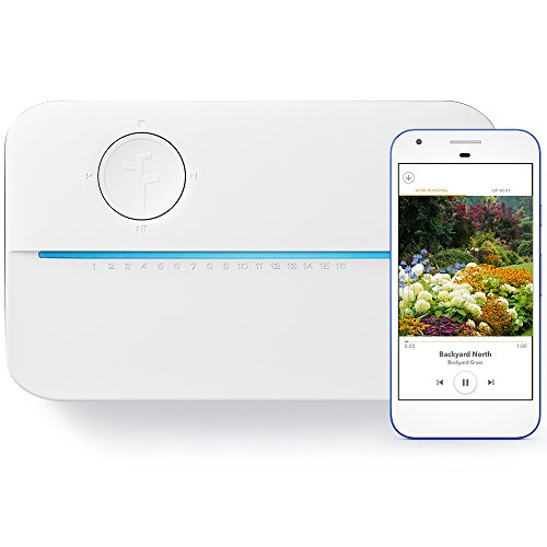 Rachio 3 Smart Sprinkler Controller, 16 Zone, White