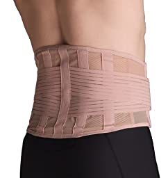 Thermoskin Elastic Back Stabilizer, Beige, Small