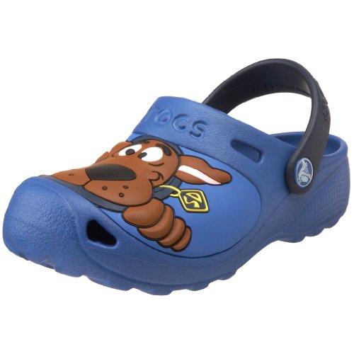 Taglia 21 Doo Crocs Blu Sabot 22 Kids Scooby X8XqYwZ