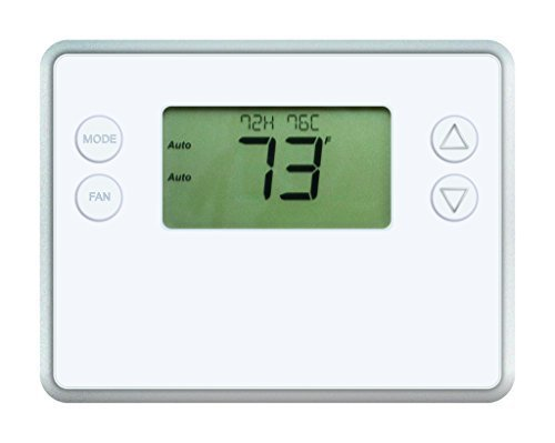 GoControl Battery-Powered Z-Wave Thermostat - GC-TBZ48 by Nortek