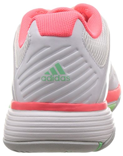 the latest 11ad3 05c1d ... Adidas Barricade Team 4 Womens Tennisschuh - SS15 Grün ...