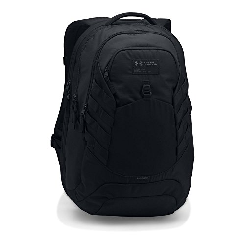 Under Armour Hudson Backpack, Black (001)/Black, One